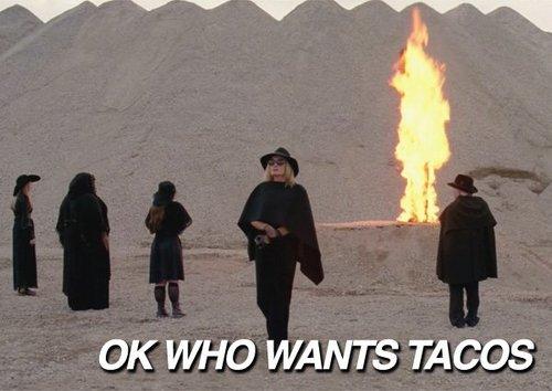 ahs who wants tacos