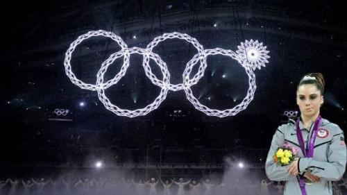 olympic rings maroney