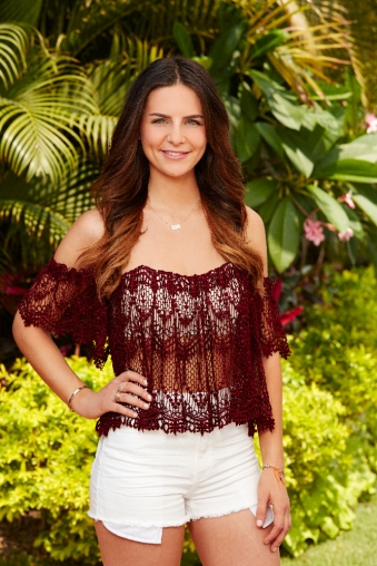 BACHELOR IN PARADISE - ISABEL GOODKIND (ABC/Craig Sjodin)