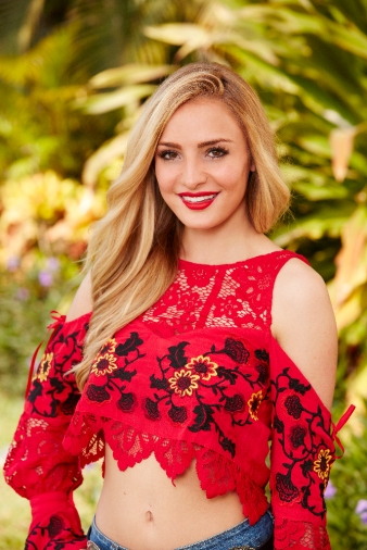 Leah on 'Bachelor in Paradise'