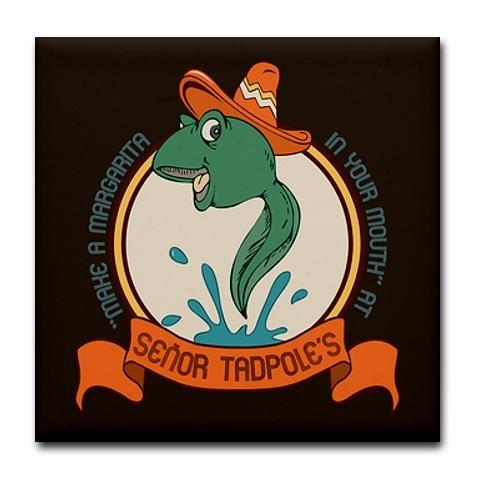 senor tadploe's make a margarita in mouth arrested development