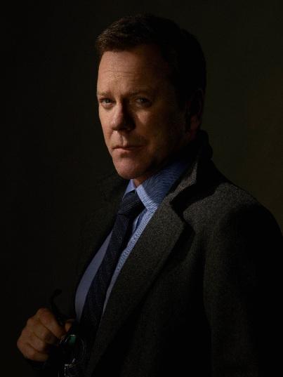 "DESIGNATED SURVIVOR - ABC's ""Designated Survivor"" stars Kiefer Sutherland as Tom Kirkman. (ABC/Bob D'Amico)"