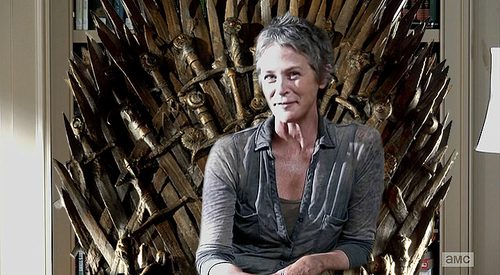 carol-game-of-thrones-the-walking-dead-iron-throne