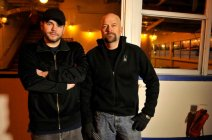 """GHOST HUNTERS -- """"The Belle of Louisville"""" -- Pictured: (l-r) Steve Gonsalves, Jason Hawes -- (Photo by: Syfy)"""
