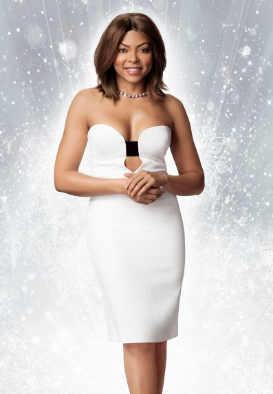 TARAJI'S WHITE HOT HOLIDAYS: Taraji P. Henson in TARAJI'S WHITE HOT HOLIDAYS airing Thursday, Dec. 8 (8:00-9:00 PM ET/PT) on FOX. ©2016 Fox Broadcasting Co. CR: Tommy Garcia/FOX