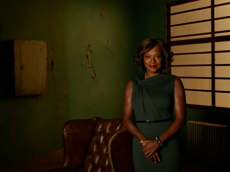 "HOW TO GET AWAY WITH MURDER - ABC's ""How to Get Away with Murder"" stars Viola Davis as Professor Annalise Keating. (ABC/Bob D'Amico)"