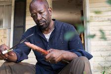 Lennie James as Morgan Jones- The Walking Dead _ Season 7, Episode 13 - Photo Credit: Gene Page/AMC