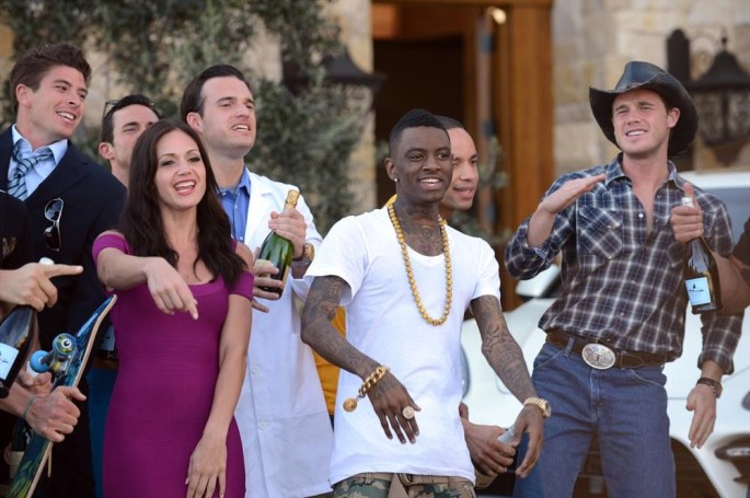KASEY, DESIREE HARTSOCK, BRIAN, SOULJA BOY, WILL, BEN