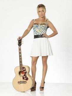 "NASHVILLE - ABC's ""Nashville"" stars Hayden Panettiere as Juliette Barnes. (ABC/Bob D'Amico)"