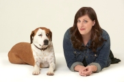 "DOWNWARD DOG - ABC's ""Downward Dog"" stars Ned as Martin and Allison Tolman as Nan. (ABC/Bob D'Amico)"