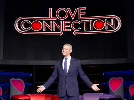 LOVE CONNECTION: Emmy Award winner Andy Cohen is set to host LOVE CONNECTION premiering Thursday, May 25 (8:00-9:00 PM ET/PT) on FOX. ©2017 Fox Broadcasting Co. Cr: Brian Bowen Smith/FOX