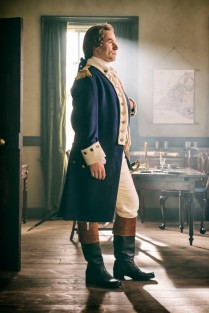 Ian Kahn as General George Washington - TURN: Washington's Spies _ Season 2, Press Kit Unit - Photo Credit: Antony Platt/AMC