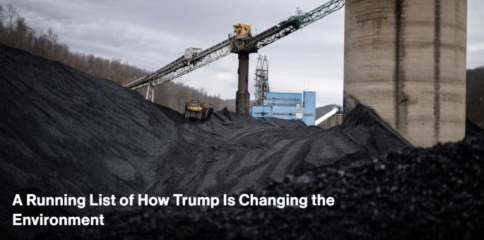 nat geo trump change environment