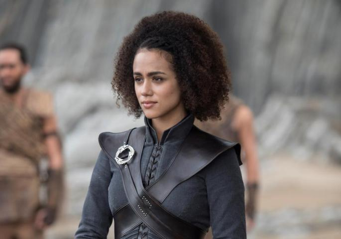 Missandei dragonstone game of thrones