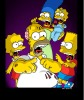 "The Simpsons face the their annual tricks and treats and Halloween freaks in THE SIMPSONS episode ""Treehouse Of Horror XII"" Tuesday, Nov. 6 (8:00-8:30 PM ET/PT) on FOX. ™©2001FOX BROADCASTING CR:FOX © and™The Simpsons and Twentieth Century Fox Film Corporation. All Rights Reserved."