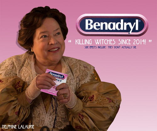 benadryl lalaurie