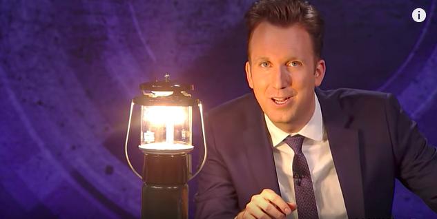 Jordan Klepper gaslight