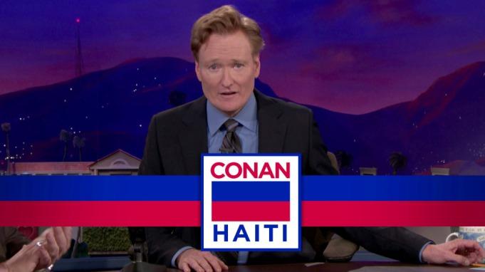 conan haiti