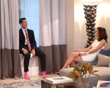 BETHENNY & FREDRIK -- Pictured: (l-r) Fredrik Eklund, Bethenny Frankel -- (Photo by: Greg Endries/Bravo)