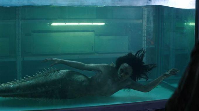 sirens mermaid