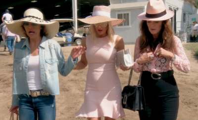 dorit horse show rhobh real housewives.png