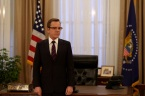 """DESIGNATED SURVIVOR - """"Pilot"""" - Kiefer Sutherland stars as Tom Kirkman, a lower-level cabinet member who is suddenly appointed President of the United States after a catastrophic attack on the U.S. Capitol during the State of the Union, on the highly anticipated ABC series """"Designated Survivor,"""" airing WEDNESDAY, SEPTEMBER 21 (10:00-11:00 p.m. EDT). (ABC/Ben Mark Holzberg) KIEFER SUTHERLAND"""