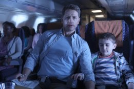 """MANIFEST -- """"Pilot"""" -- Pictured: (l-r) Josh Dallas as Ben Stone, Jack Messina as Cal Stone -- (Photo by: Craig Blankenhorn/NBC/Warner Brothers)"""