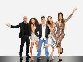 AMERICA'S GOT TALENT -- Season: 13 -- Pictured: (l-r) Howie Mandel, Mel B, Heidi Klum, Tyra Banks -- (Photo by: Andrew Eccles/NBC)