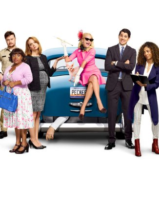 """TRIAL & ERROR: LADY KILLER -- Pictured: """"Trial & Error: Lady Killer"""" Key Art -- (Photo by: NBCUniversal)"""