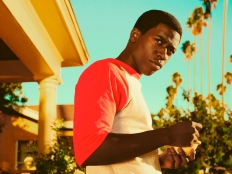 SNOWFALL -- Pictured: Damson Idris as Franklin Saint. CR: Matthias Clamer/FX