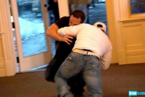 joes fighting rhonj