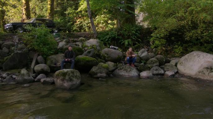 SPN Jack Dean Fishing