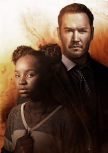 THE PASSAGE: L-R: Saniyya Sidney and Mark-Paul Gosselaar. THE PASSAGE premieres Monday, Jan. 14 (9:00-10:00 PM ET/PT) on FOX. © 2019 FOX Broadcasting. CR: Michael Lavine / FOX