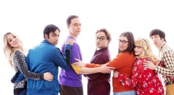 THE BIG BANG THEORY stars Johnny Galecki, Jim Parsons, Kaley Cuoco, Simon Helberg, Kunal Nayyar, Mayim Bialik and Melissa Rauch. It is executive produced by Chuck Lorre, Bill Prady, Steven Molaro and Steve Holland. After a record-breaking 279 episodes, the series finale of THE BIG BANG THEORY will air on Thursday, May 16 (8:00-9:00 PM, ET/PT) on the CBS Television Network. Photo: Nino Muñoz/ ©2019 Warne Bros. Entertainment Inc.