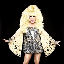 lady bunny wig wigstock